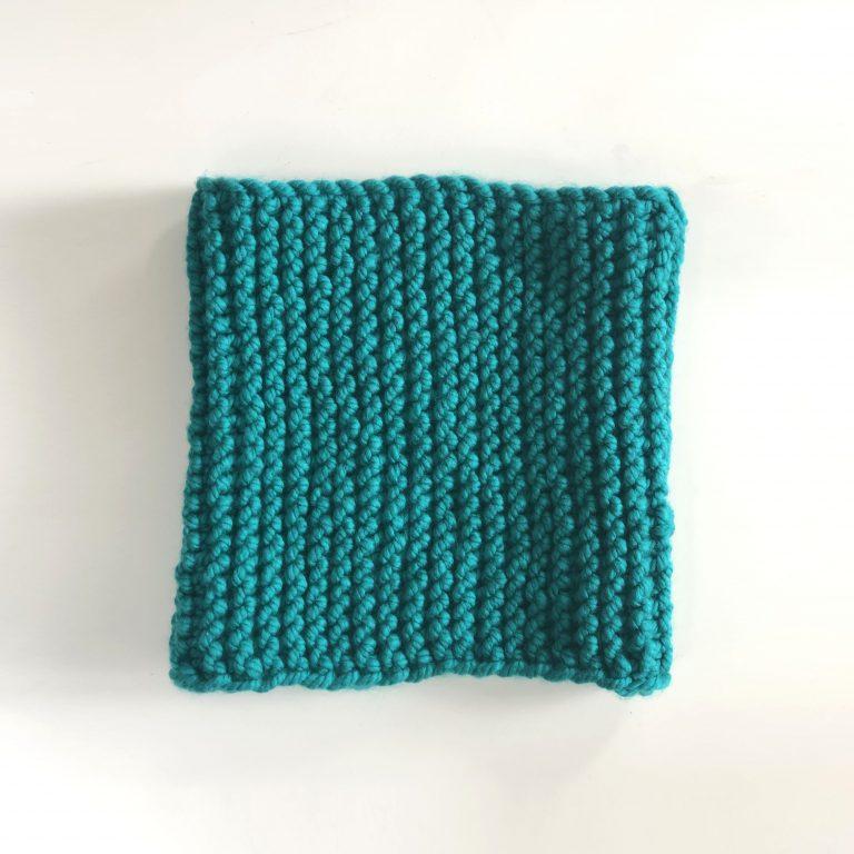 Fular tub torquoise 35 cm 1
