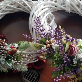 Coronite, aranjamente, decoratiuni
