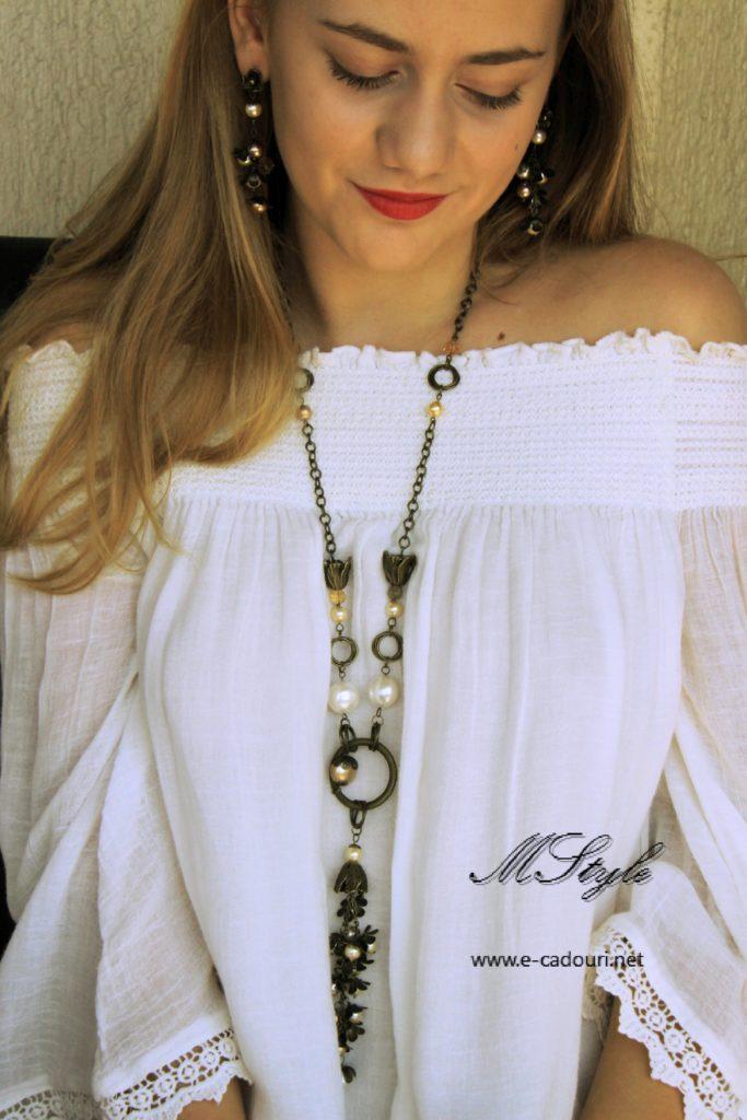 Set Vintage Pearls