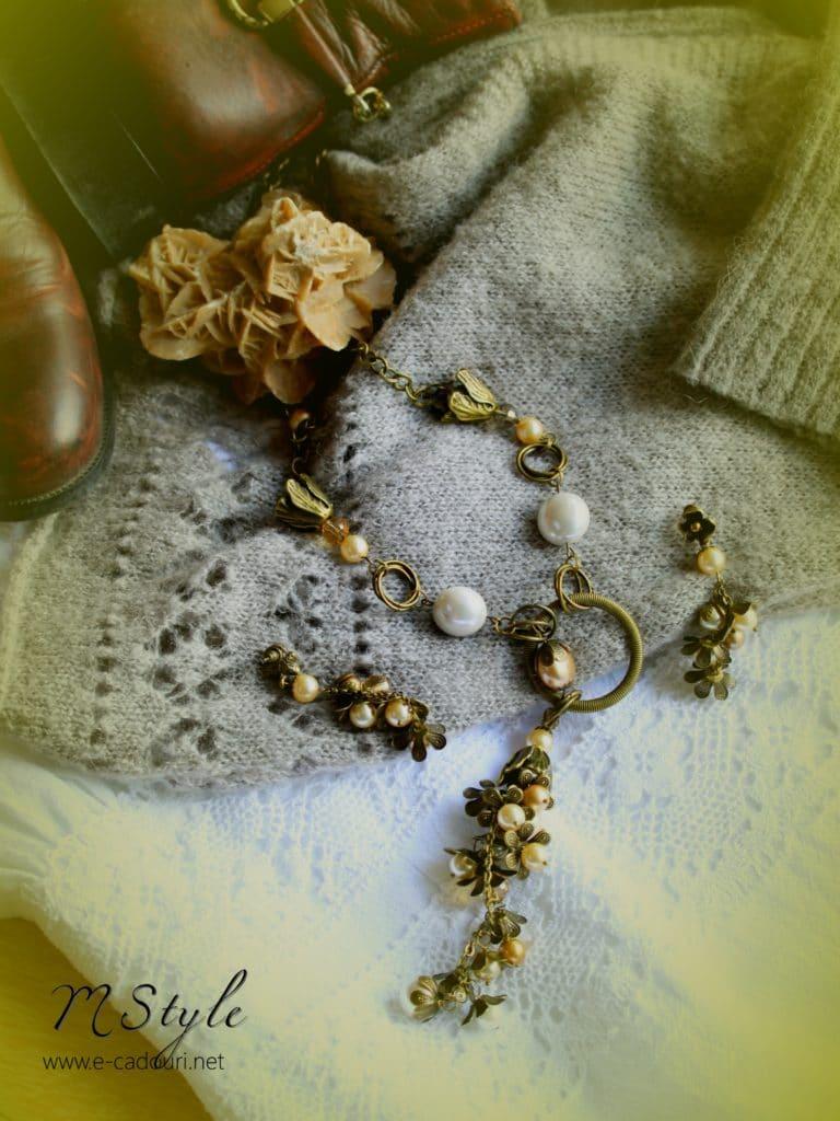 Set Vintage Pearls 7