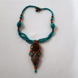 Colier turquoise