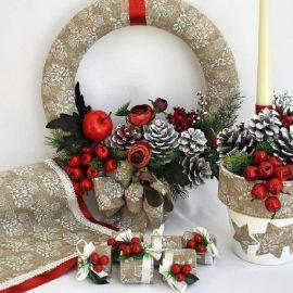 Colecții ornamente Crăciun