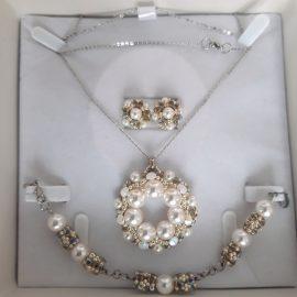 Set perle swarovski