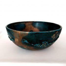 Vas ceramic antichizat 26 cm