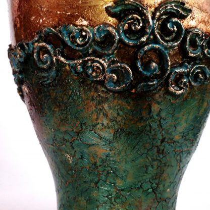 Vaza antichizata