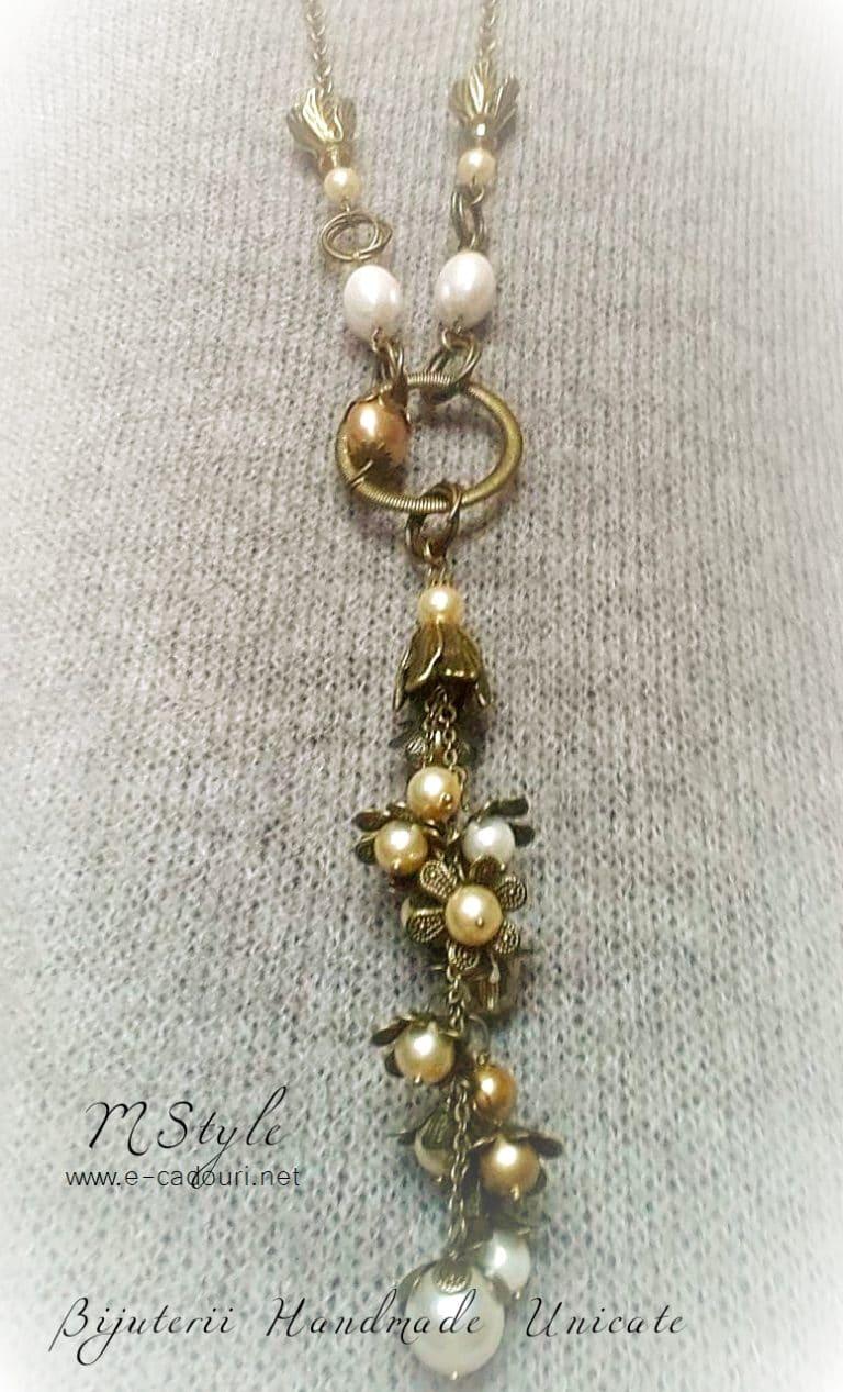 Set Vintage Pearls 4