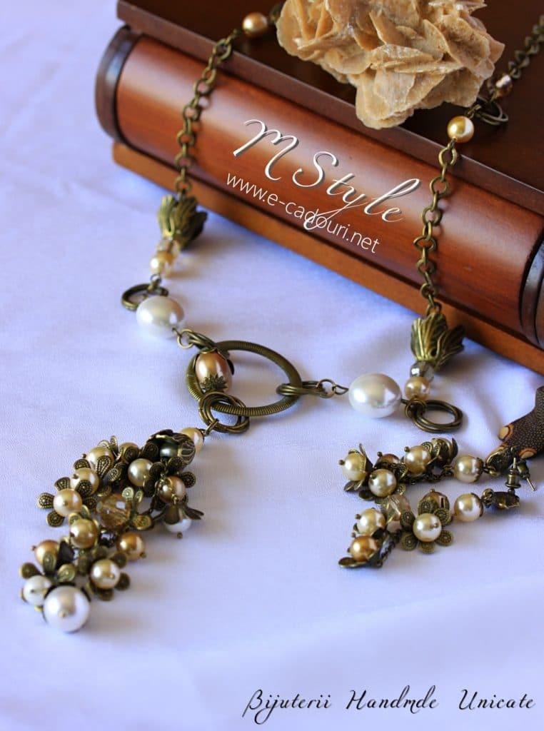 Set Vintage Pearls 8