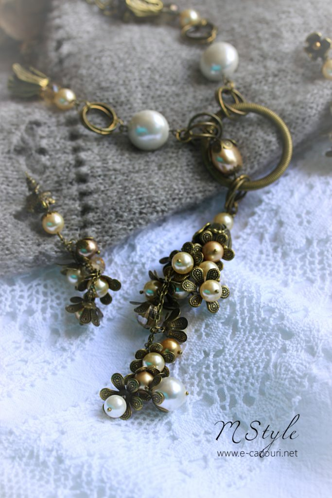 Set Vintage Pearls 1