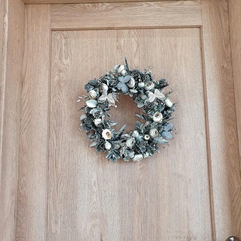 Decor perete sau ușă, 34 cm