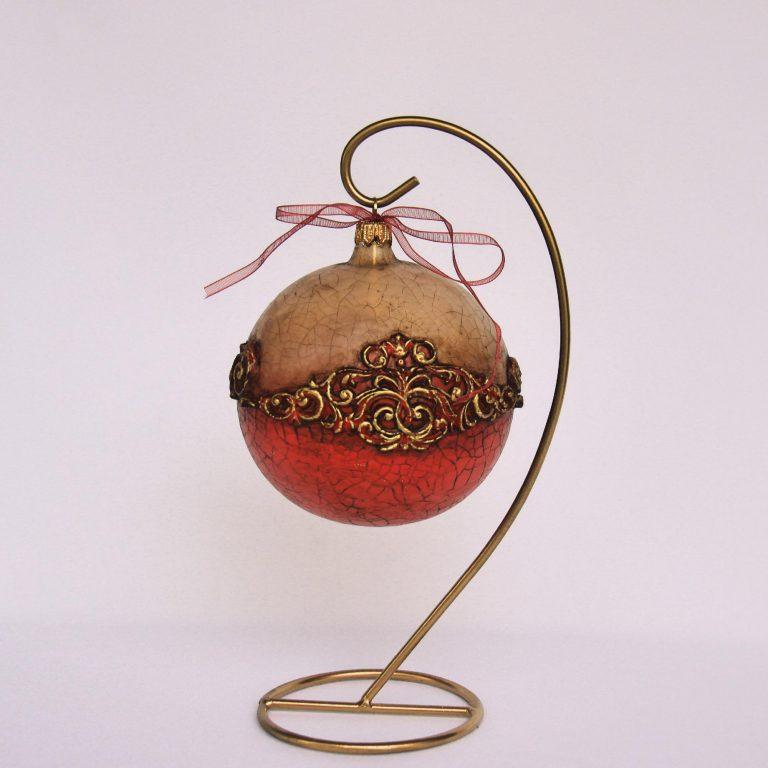 glob craciun model baroque