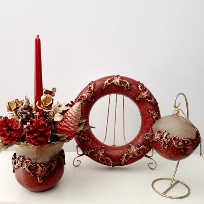 Colectia Crăciun Vintage Baroque