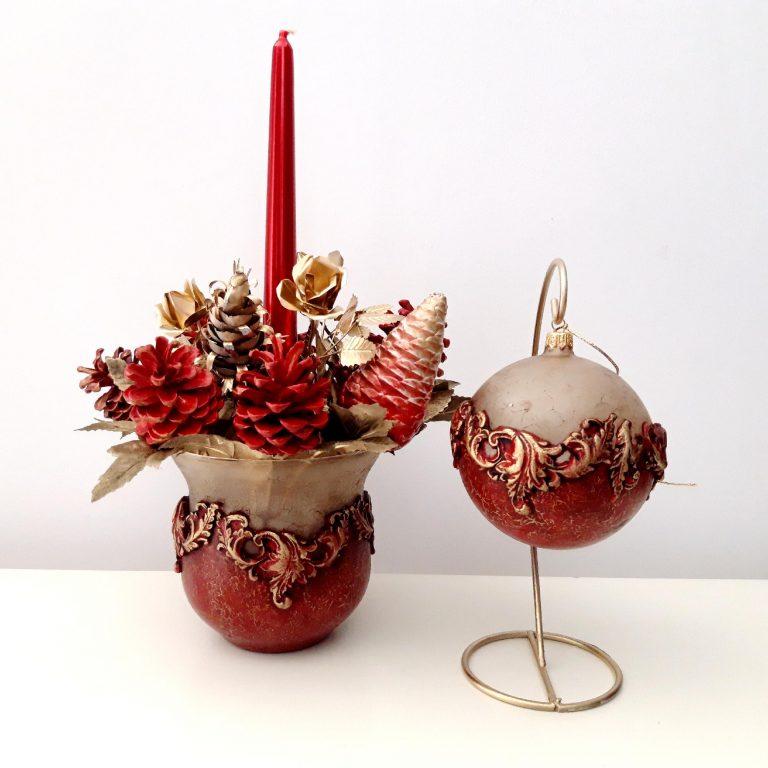 Colecția Crăciun baroque de lux